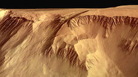 HRSC image of Olympus Mons