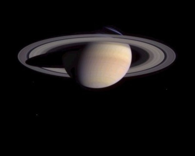 saturn planet science - photo #41