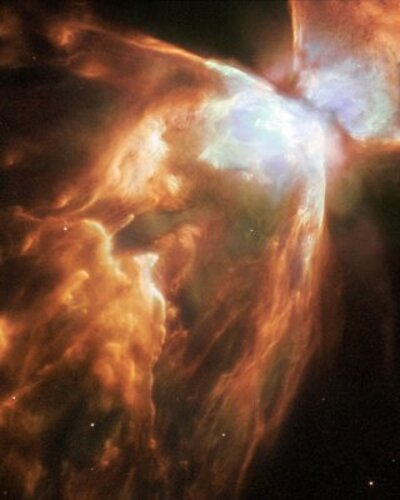 The Bug Nebula, NGC 6302