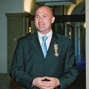 André Kuipers - Officer in the Order of Orange-Nassau