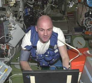 Kuipers on ISS