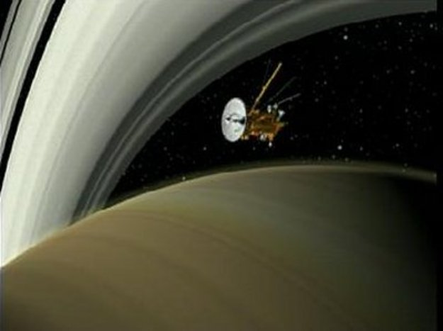 Successful Huygens test: last before separation / Cassini ...