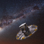 Gaia mapping the stars of the Milky Way