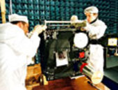 Integration and testing of Demeter microsatellite