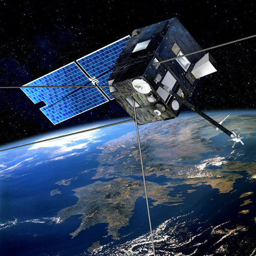 The Demeter microsatellite