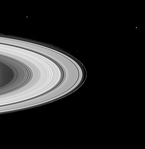 Groovy Rings and Moons