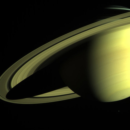 Image of Saturn on 16 May 2004