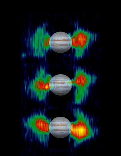 Inner radiation belts of Jupiter