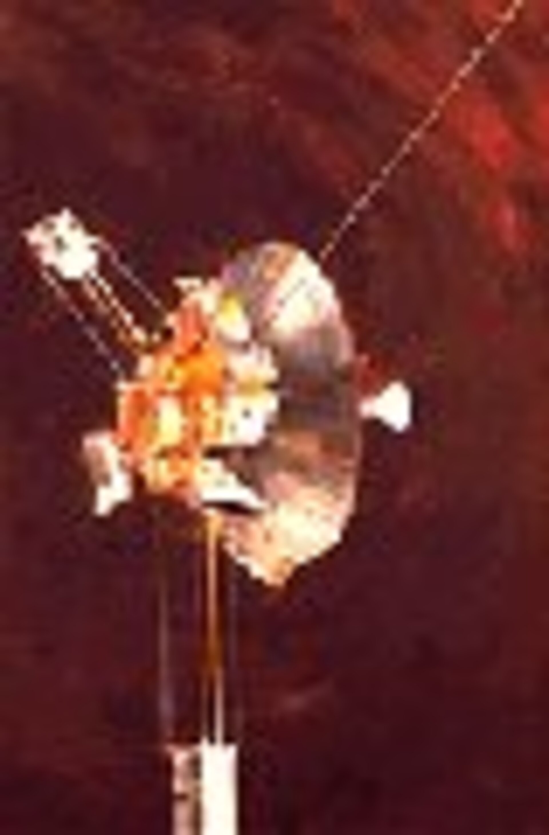NASA's Pioneer 11 spacecraft