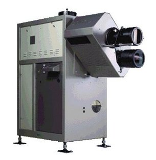 Digital viewing using the 2K DLP Cinema projector