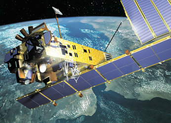 ESA's Envisat environmental satellite