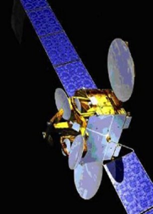 Hellas Sat satellite
