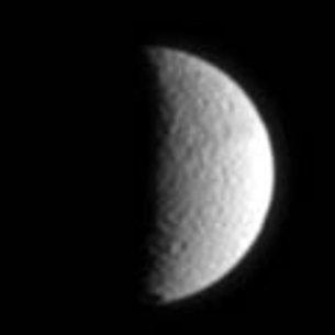 Tethys (A Moon of Saturn)