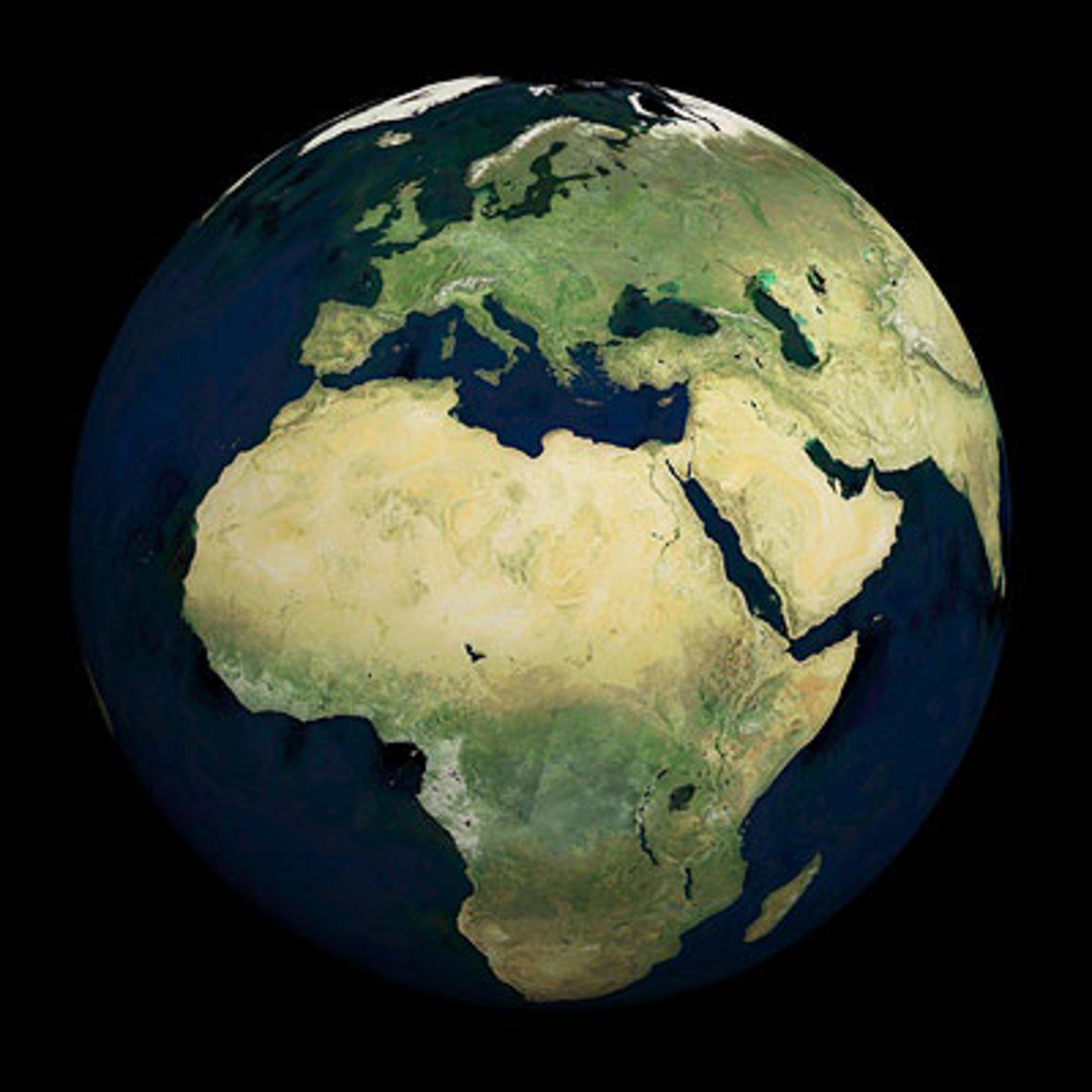La terra fotografata dallo spazio 62