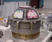 Cupola with windows integrated