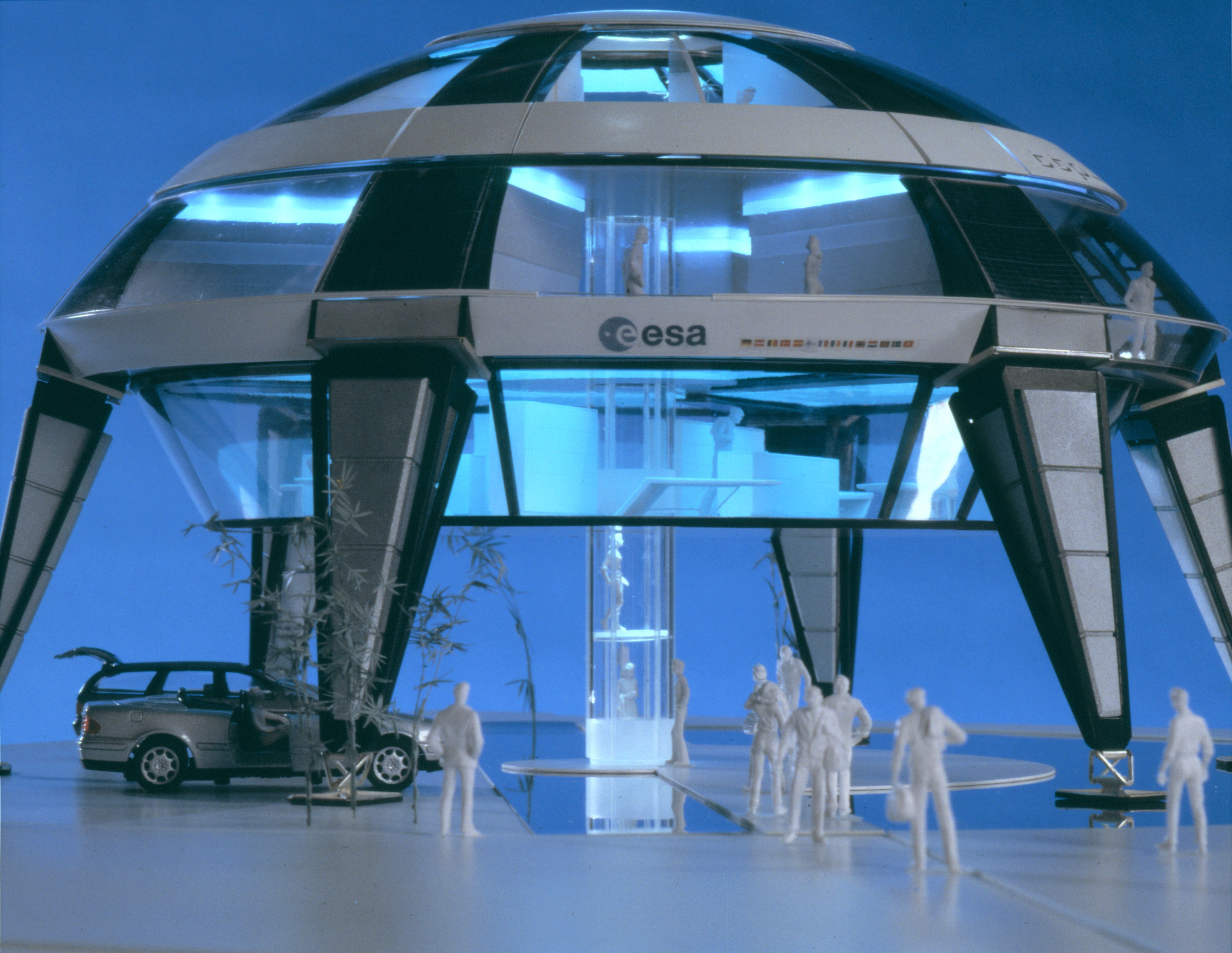 Space house 28 images house floating in space cbell s for House music 2004