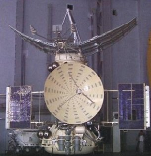 Venera-15 Venus Satellite