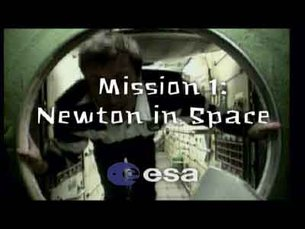 Video Lesson DVD 1 - Mission 1: Newton in space