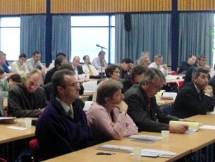 About 100 specialist engineers attended the workshop