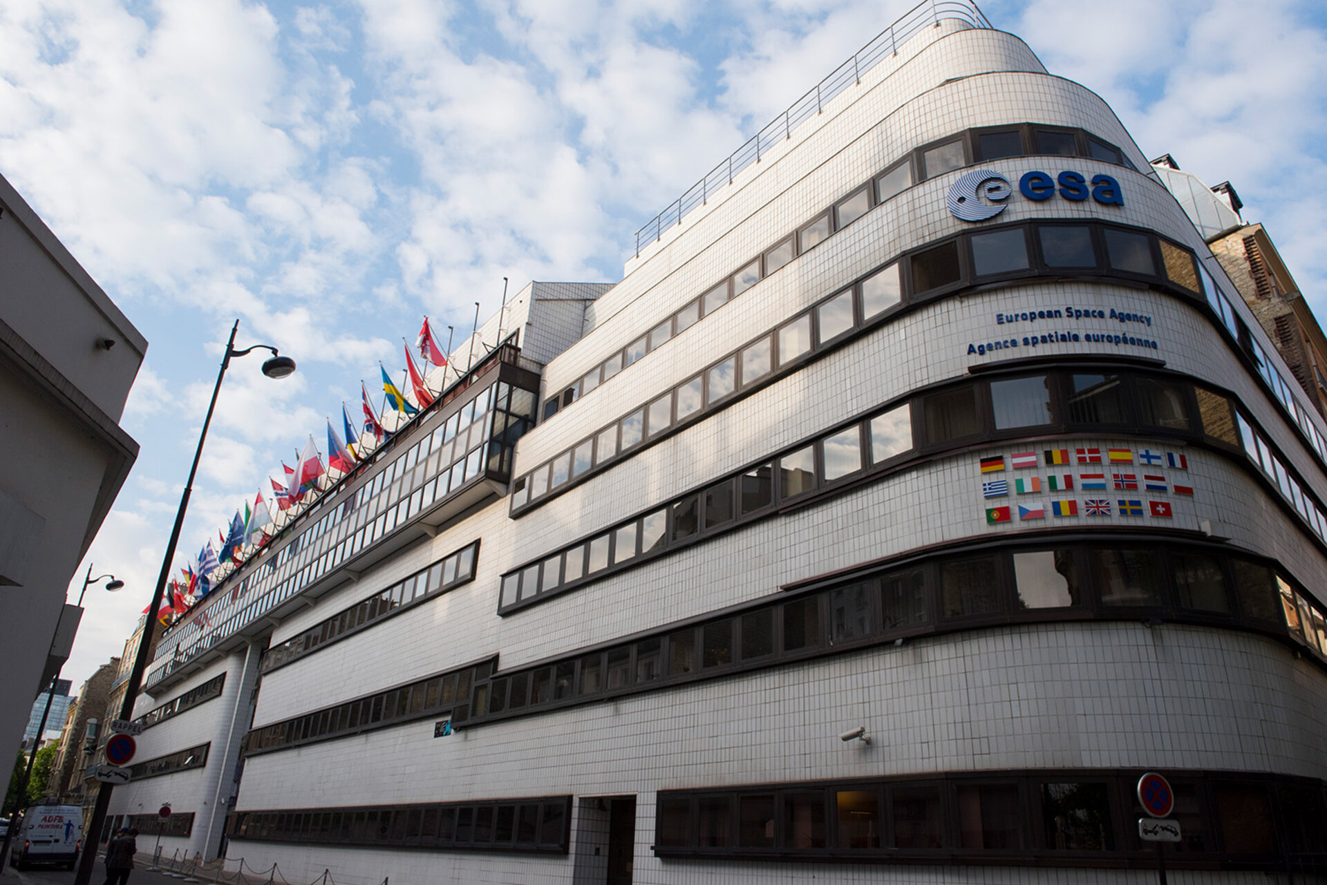 Council meetings are regularly hosted at ESA's HQ in Paris