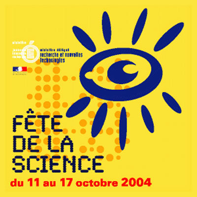 "Logo of the yearly ""Science Week"""