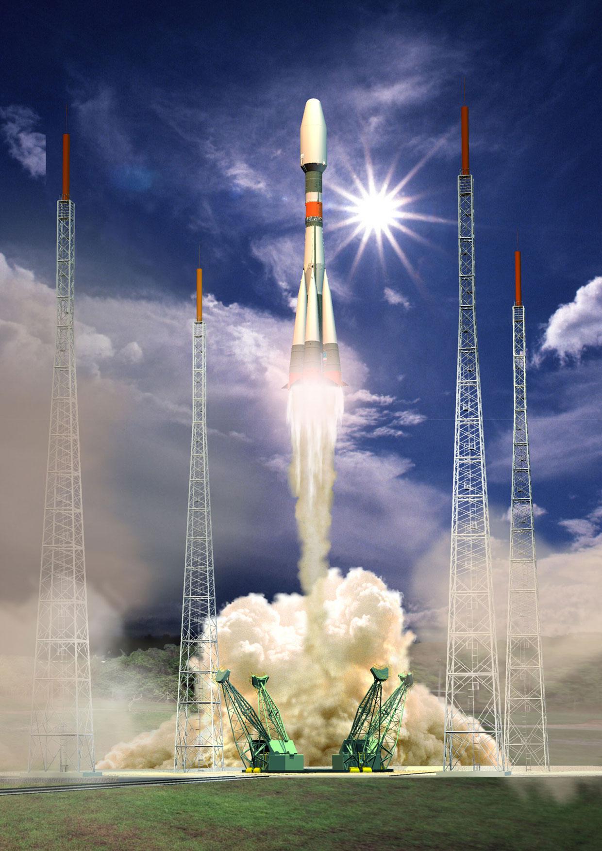 ракета россии фото рисунок