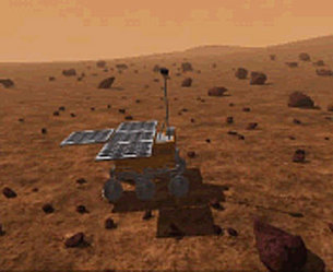 ESA's field biologist for Mars, EXOMARS