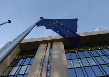 The European Union building