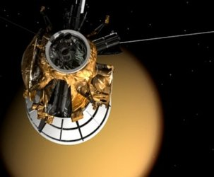 Cassini-Huygens prepares for separation