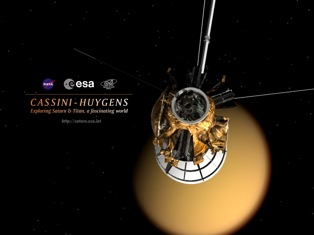 cassini huygenns - photo #16