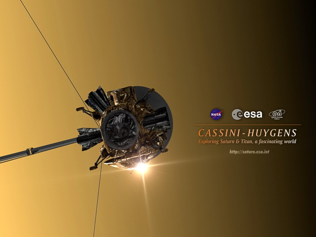 cassini huygenns - photo #6