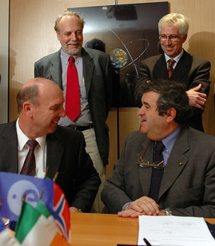 Galileo In-Orbit Validation contract is signed