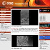 ESA's Cassini-Huygens website on 14 January 2005