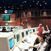 A virtual tour of ESOC, ESA's Space Operations Centre