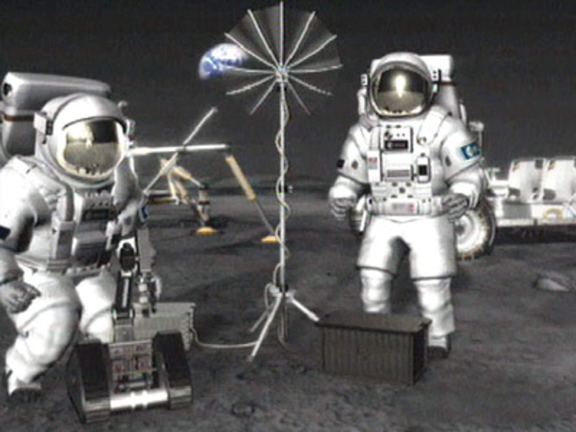 A study to identify potential European contributions to the exploration of the Moon
