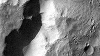 Detail 2 - mouth of Abus Vallis