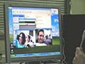 Video-conferencing with AmerHis