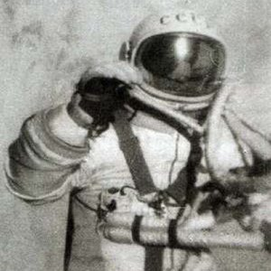 Voskhod 2 spacewalk