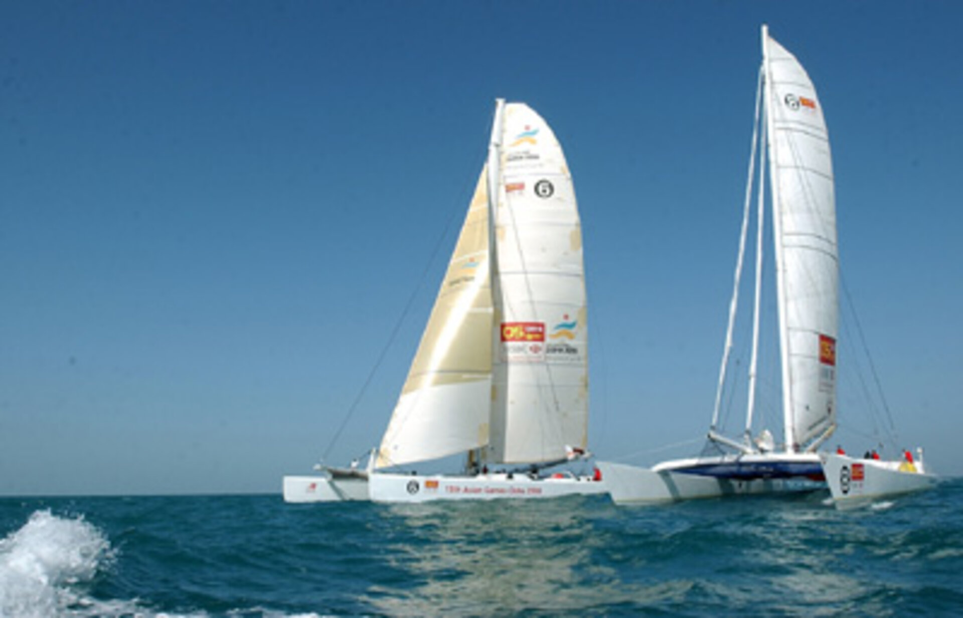 Space technologies have provided novel solution for sailboards