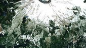Mount St. Helens seen by Proba