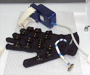 Posture Acquisition Glove