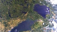 St. Petersburg and Lake Ladoga
