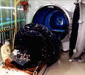 Envisat's AATSR preparing for thermal vacuum test at RAL