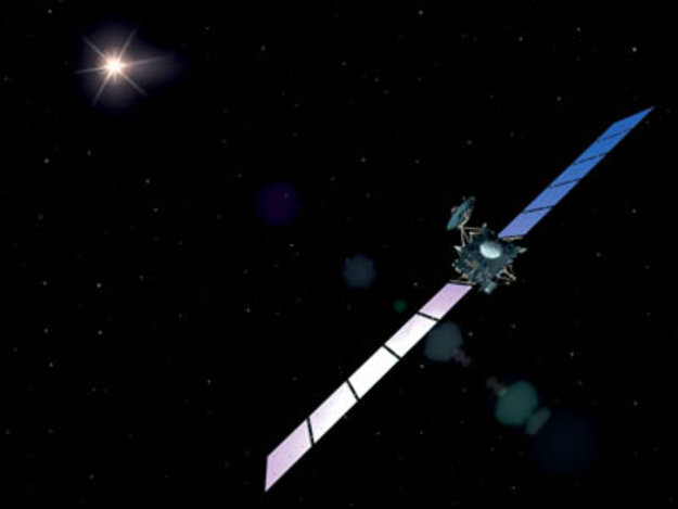 Rosetta monitors Deep Impact / Operations / Our Activities ...