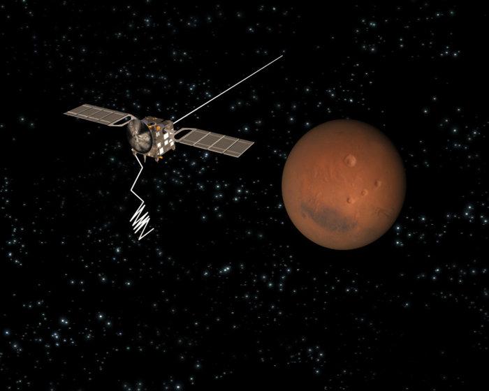 esa satellite structure - photo #27