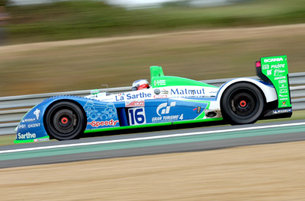 No. 16 - the fastest car at Le Mans 2005