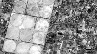 Tripoli as seen from the Korea satellite KOMPSAT