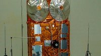 CryoSat in the acoustic chamber