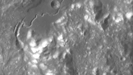 Meandering Moon feature