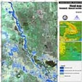 Flood Map North Nanesti
